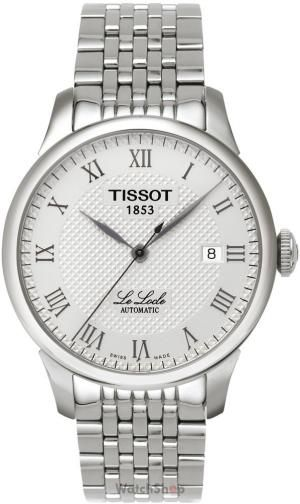 Ceas Tissot T-CLASSIC T41.1.483.33 Le Locle Silver - 2830.00 lei