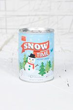 Lovely! Snow in a Can #DREAMXMAS