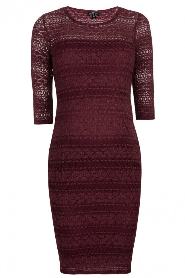 15 Red Hot Dresses Perfect for Valentine's Day via Brit + Co.