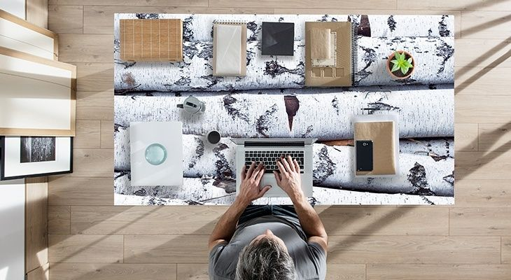 creatisto Holz Edition 2015 - Holzfolie für deine Wohnung