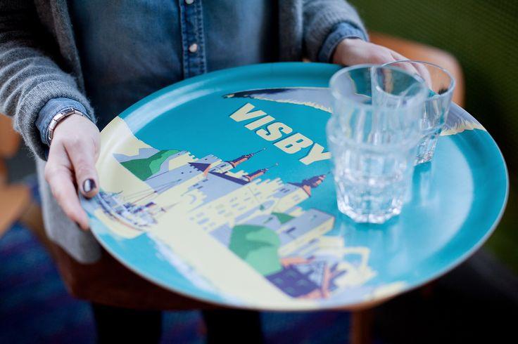 Vackra Visby. Design by Erik Ölmebo