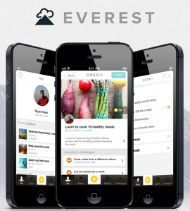 Everest, An Epic App For Achieving YourDreams
