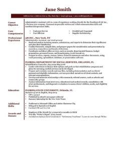 brick red executive resume template for downloading editing