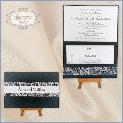 Wedding Invitations - Lola