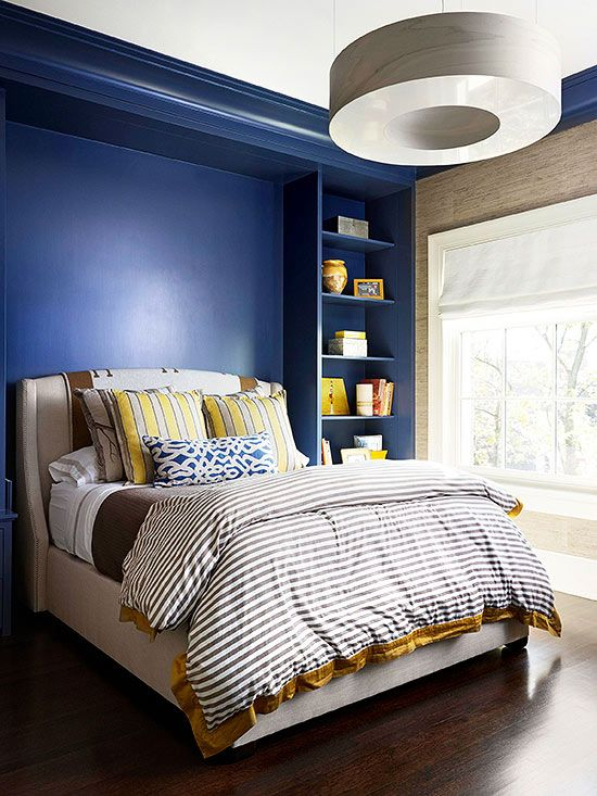 bedroom color schemes modern patterns keep in and built ins