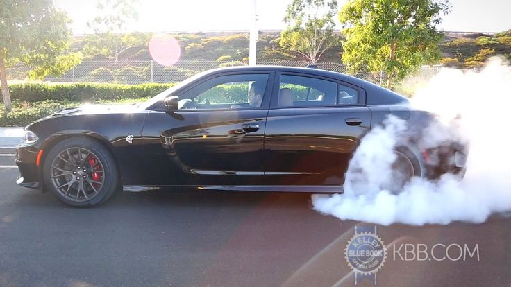 2015 Dodge Charger Hellcat Review - Kelley Blue Book