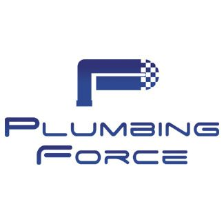 Plumbing Force logo design