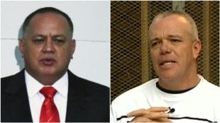 """El exjefe de sicarios de Pablo Escobar le dijo al número dos del chavismo: """"A usted le hace falta pagar por los 400.000 venezolanos que han muerto desde que empezó con su estúpida revolución"""". - Videos"""