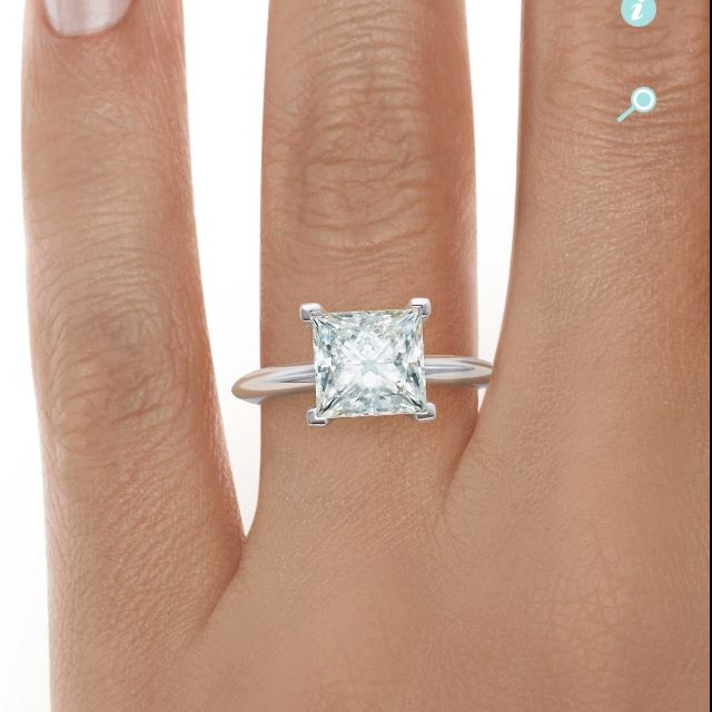 Tiffany Princess Cut. One of many dream engagement rings