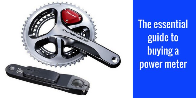 The essential guide to buying a power meter. Train with power has been the mantra of many a cycling coach for years...
