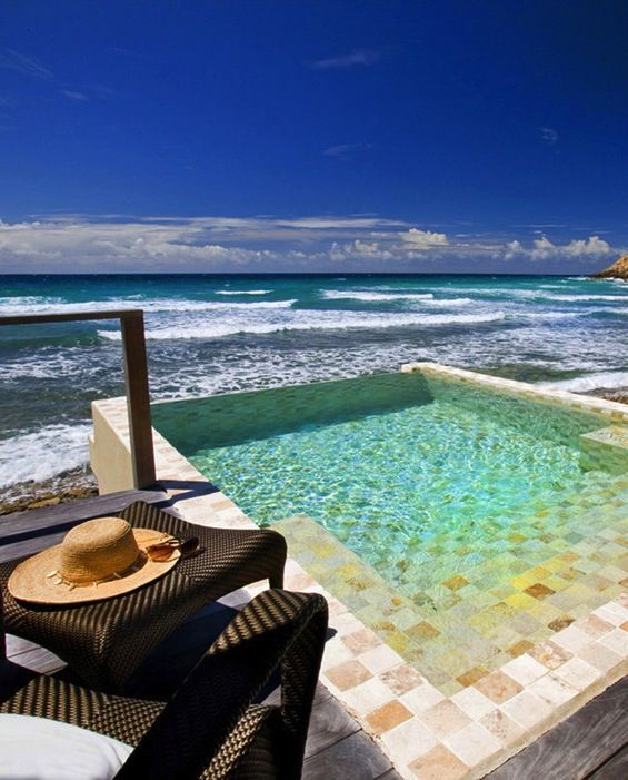191 Best Images About Plunge Pools On Pinterest