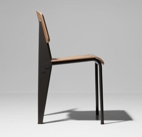 metal wood chair furniture