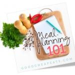 Meal Planning 101: Plan for a Whole Month.  I think this will be helpful during the holiday hustle....