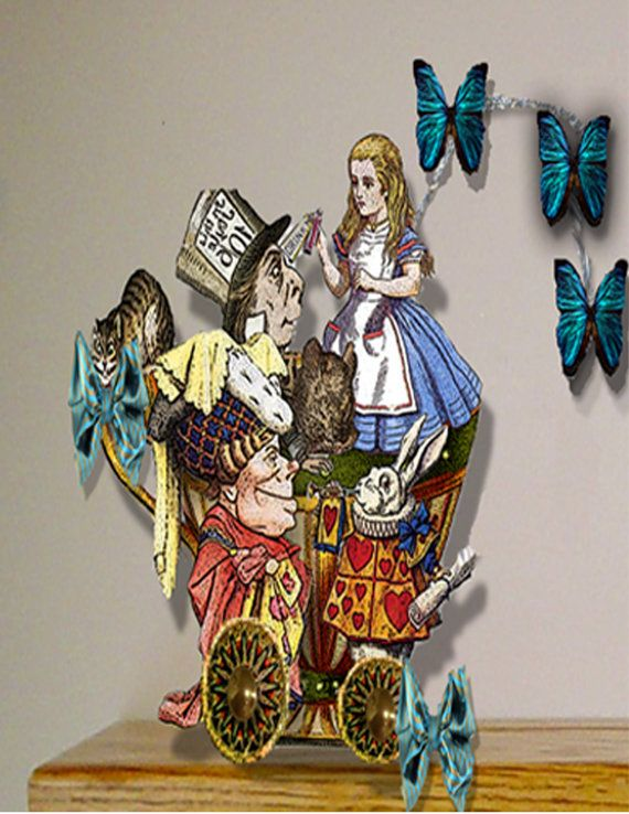 37 best alice in wonderland images on pinterest Alice and wonderland art projects