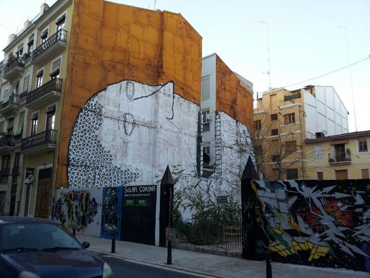Russafa. Valencia -Spain
