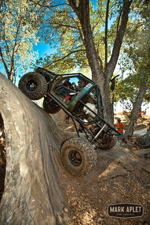 Rock crawler number 01 custom built by Flex Point Off Road Redding CA
