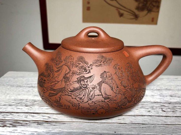 Handmade yixing pot yangxiyu zisha clay teapot 430cc  #茶具#茶壶#Jogo de chá#Thé#?????#чайный сервиз#Juego de té#Thee#Tee#Die teekanne#Théière#Théière#teaset