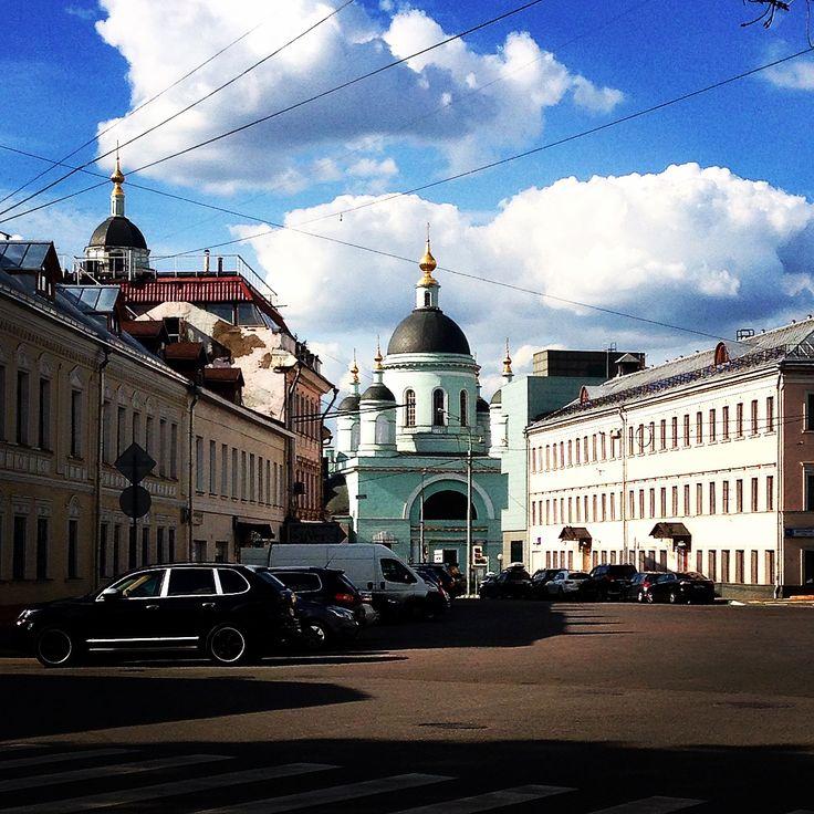 Андроньевская площадь