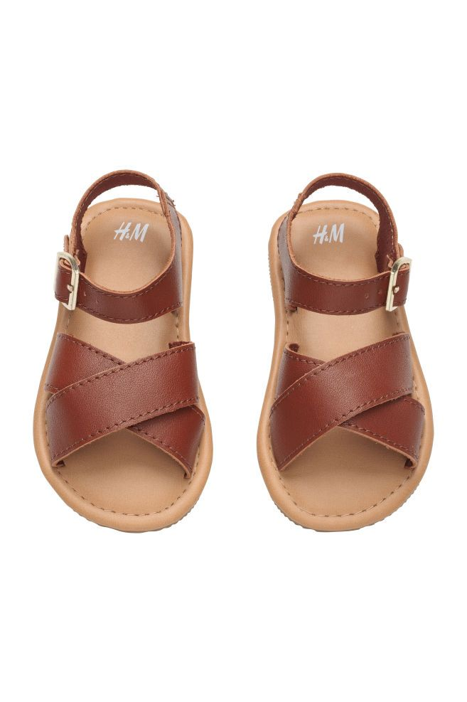 bceb0021b12a Leather sandals | Little girl shoes | Baby girl sandals, Baby girl shoes,  Baby sandals