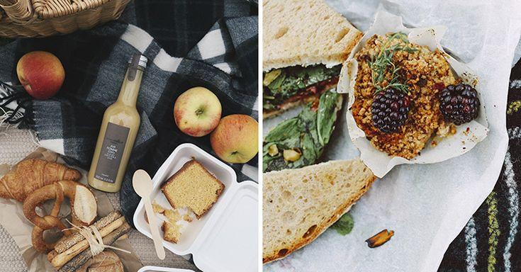 Kiki: Осенний пикник в Париже - Simple + Beyond
