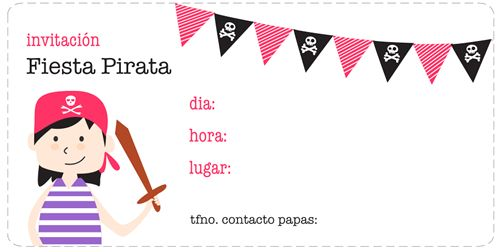 12 best Invitaciones para Niñas y Niños images on Pinterest ...