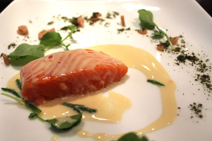 """King of the River"" Salmon 