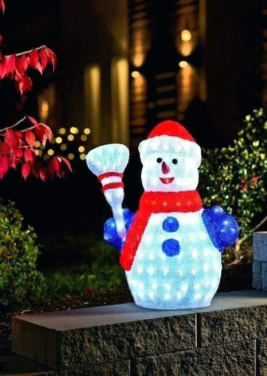 Outdoor Snowman Christmas Decorations Christmas ideas Christmas