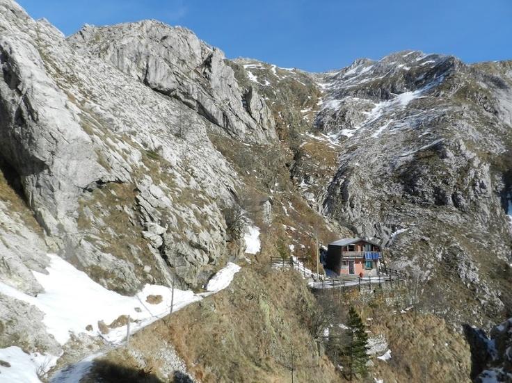 Trekking: Via Vandelli - Rifugio Nello Conti