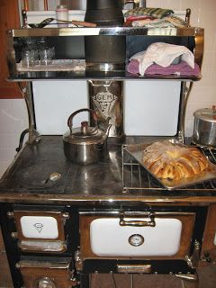 Wood Cookstove Cooking A Must For My Outdoor Kitchen