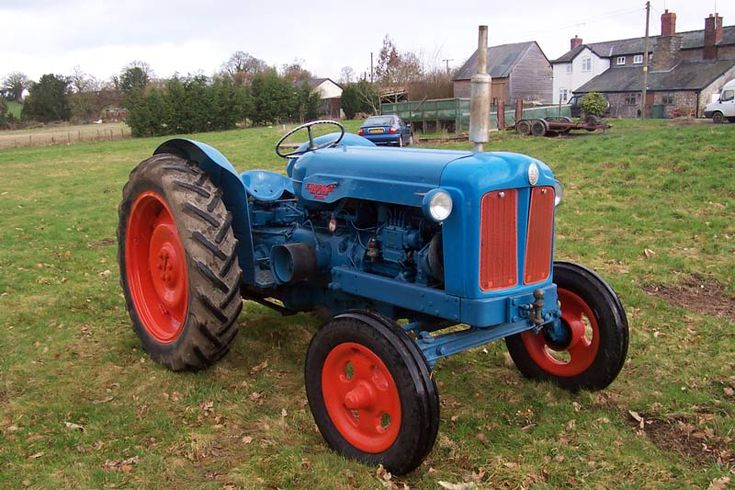 Image detail for -home tractors for sale tractors sold ferguson fordson david brown