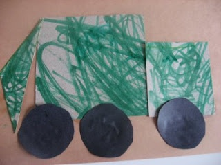 Garbage Day !   No Time For Flash Cards - Play and Learning Activities For Babies, Toddlers and Kids