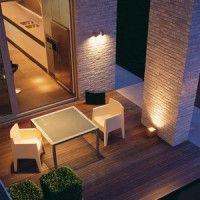 Galleria foto - Come illuminare un terrazzo Foto 1