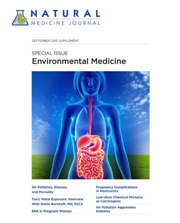 Natural Medicine Journal publishes specialty-specific special issues as a supplement to our regular monthly publication. To sign up to automatically receive Natural Medicine Journal via email each month, including the special issues, for freeclick here.
