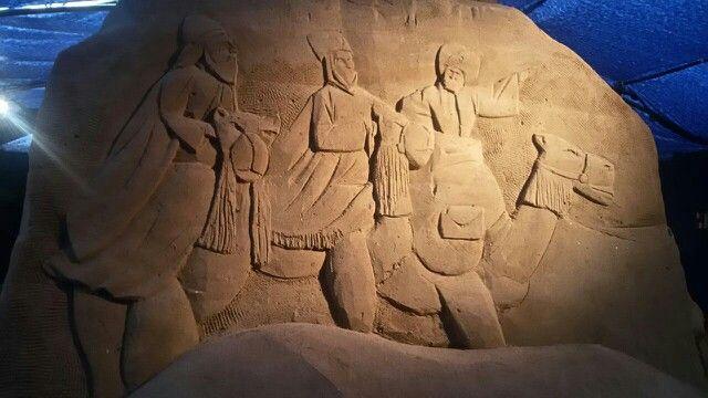 I re magi di Bellaria Igea Marina sono in cammino per portare i doni al piccolo Gesù
