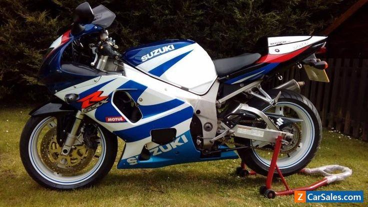 Suzuki GSXR 750 k1 Motorbike #suzuki #gsxr #forsale #unitedkingdom