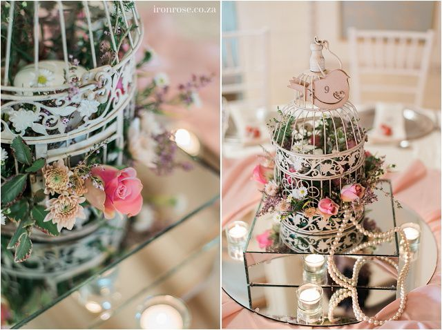 We are absolutely mad about this affordable wedding centerpiece. Classic vintage with class at Casa-lee Country Lodge in Pretoria East