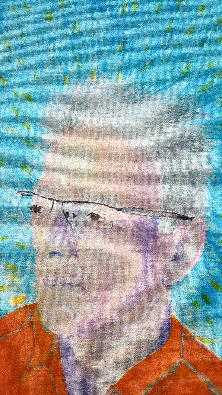 Van Gogh portret Johan