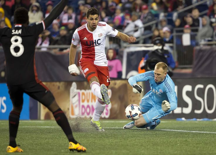 Own goal gives Revolution 2-2 draw with DC United