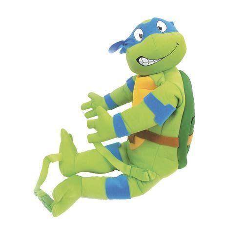 Teenage Mutant Ninja Turtles Leonardo Backpack Buddy - Comic Images - Teenage Mutant Ninja Turtles - Backpacks at Entertainment Earth