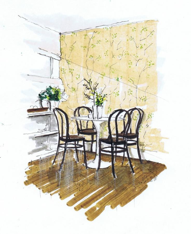 A Schematic Life.  Michelle Morelan...  Margot Austin design.