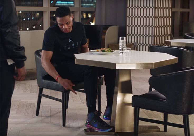 #sneakers #news  Russell Westbrook Talks About His Extra Stats In Latest Foot Locker Ad