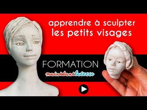 comment faire de petites mains pour vos petites sculptures pottery video ceramic clay - YouTube