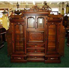 Victorian Bookcase, American #7374