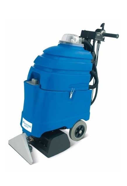 Carpet Extractor AVB 9QX: Pull back carpet extractor with twin brush