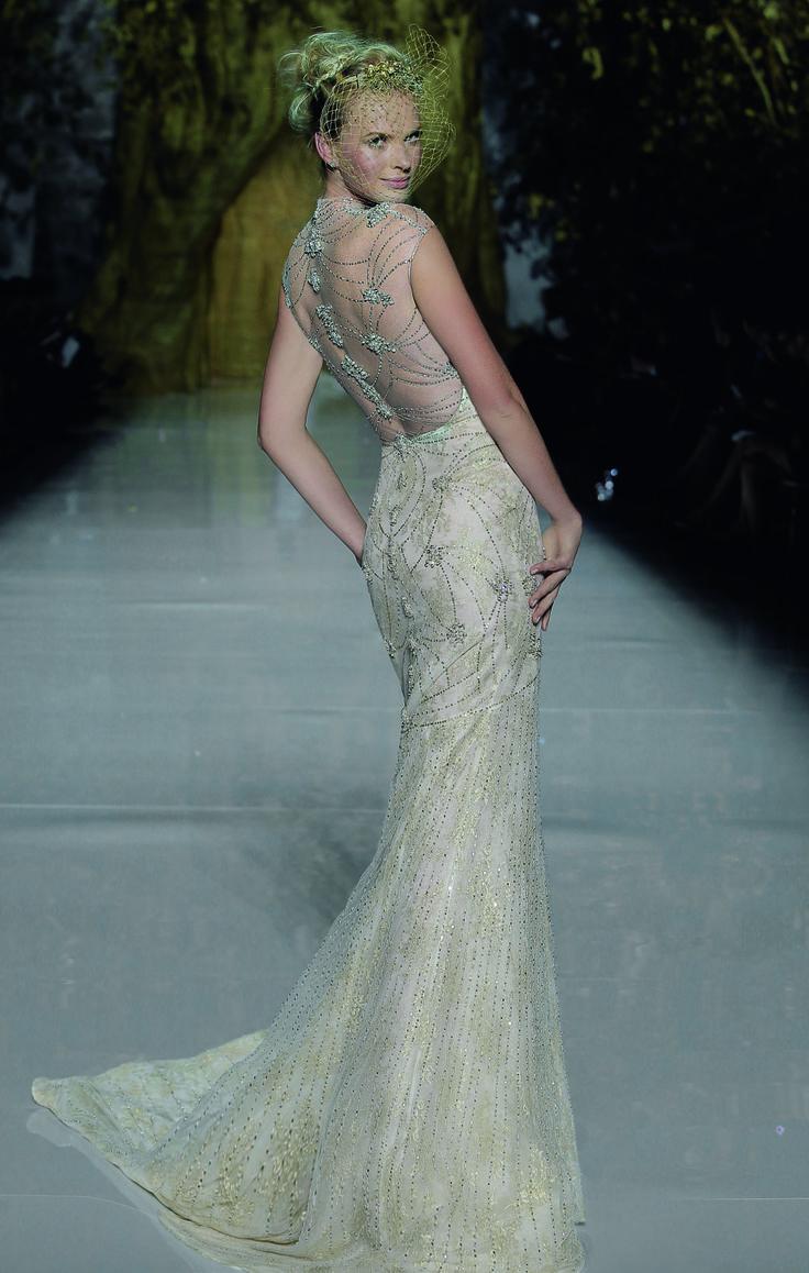 Mejores 179 imágenes de Vintage Wedding en Pinterest | Vestidos de ...