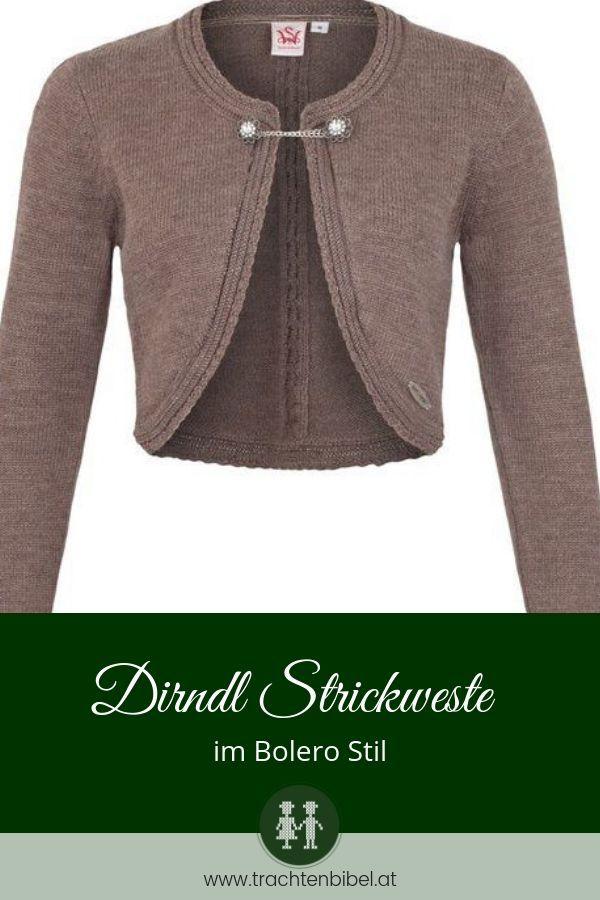 Warmende Strickjacken Zum Dirndl Dirndl Jacken Und Dirndl Bluse