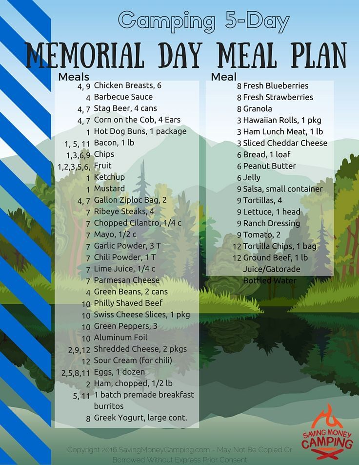 memorial day free food for vets