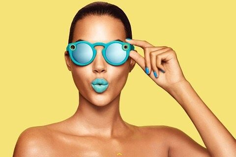 """Tech Talk: On Saturday, Snap chat announced that it will launch a line of video catching sunglasses. The sunglasses will cost $130, and you can transfer the video from the glasses right to your snap app. The California-based company said online that the glasses will be """"available soon."""" The company also announced that they are chaining their name to Snap Inc. since they now offer more than the app. #GOrgeous #snapchat #snap #sunglasses #picture #pictures #news #newsyouneedtoknow #technology…"""