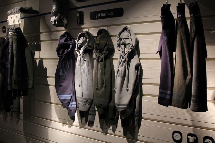 #North #Sails #Pitti #Immagine #Man #2014 #2015 #Fall #Winter #Collection #Hodeed #Sweatshirt