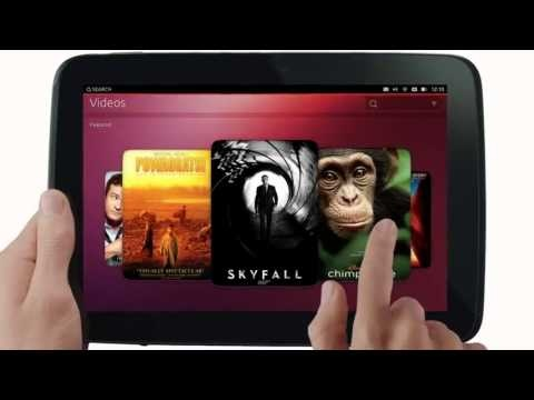 Ubuntu for tablets - Full video